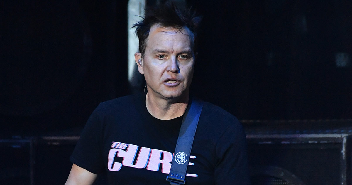 Blink-182 Bassist-Vocalist Mark Hoppus Confirms Being Diagnosed Of Cancer