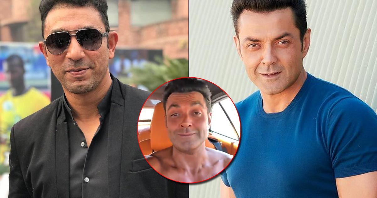 Bobby Deol's Shirtless Avatar Makes Pakistani Cricketer Azhar Mahmood's Wife Crazy; Bowler Drops A 'Googly' Comment!