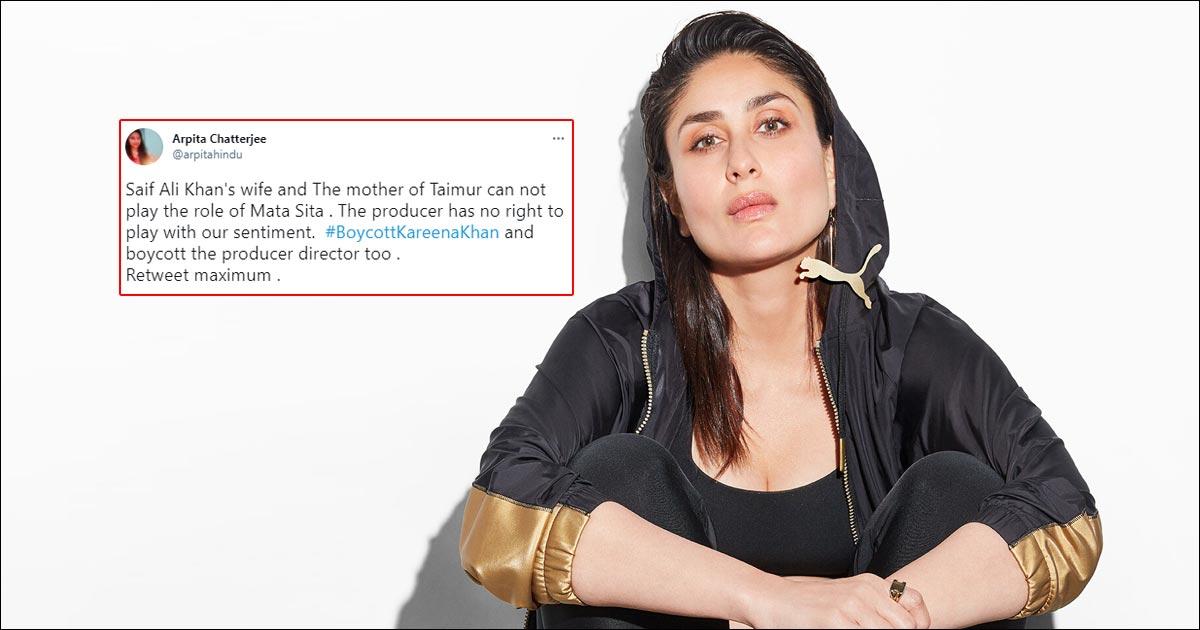 'Boycott Kareena Kapoor Khan' Trends On Twitter