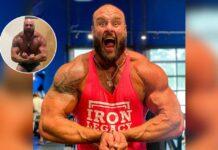 Braun Strowman Unveils His Latest Avatar