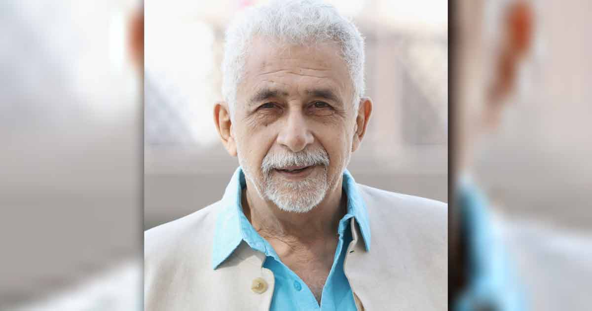 Naseeruddin Shah Hospitalised After Being Diagnosed With Pneumonia