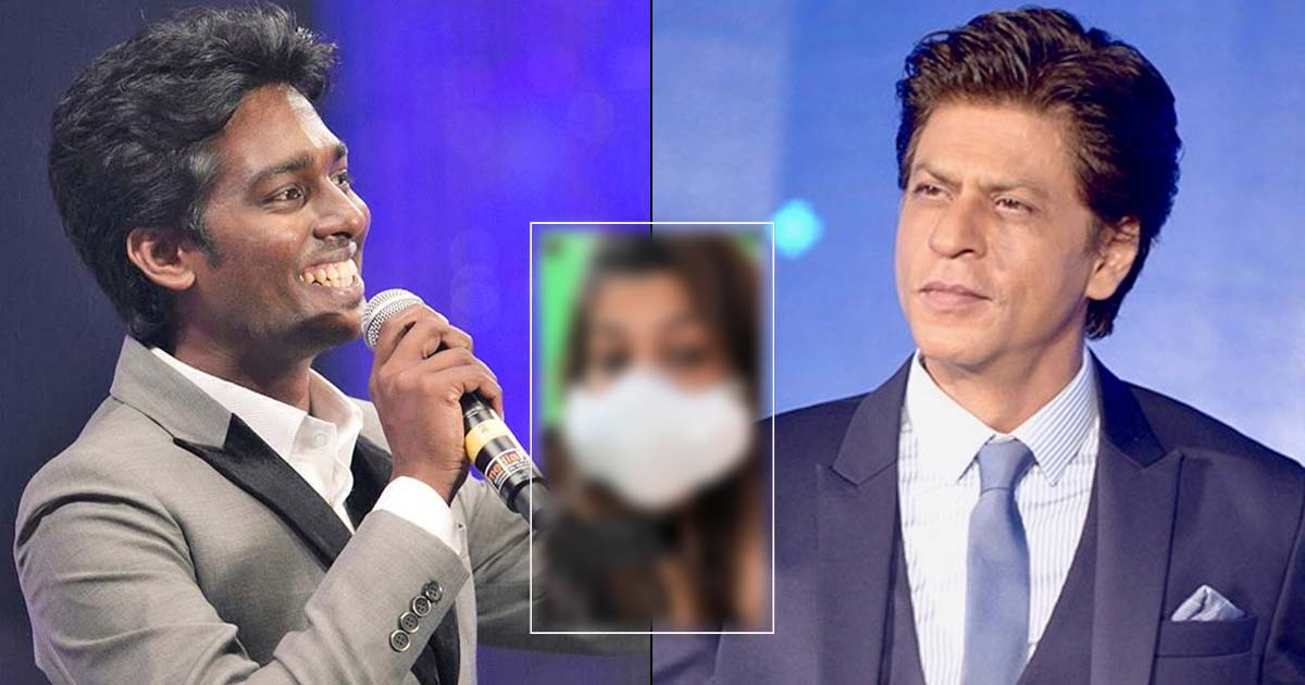Breaking! Shah Rukh Khan Starts Working For Atlee's Next Already?