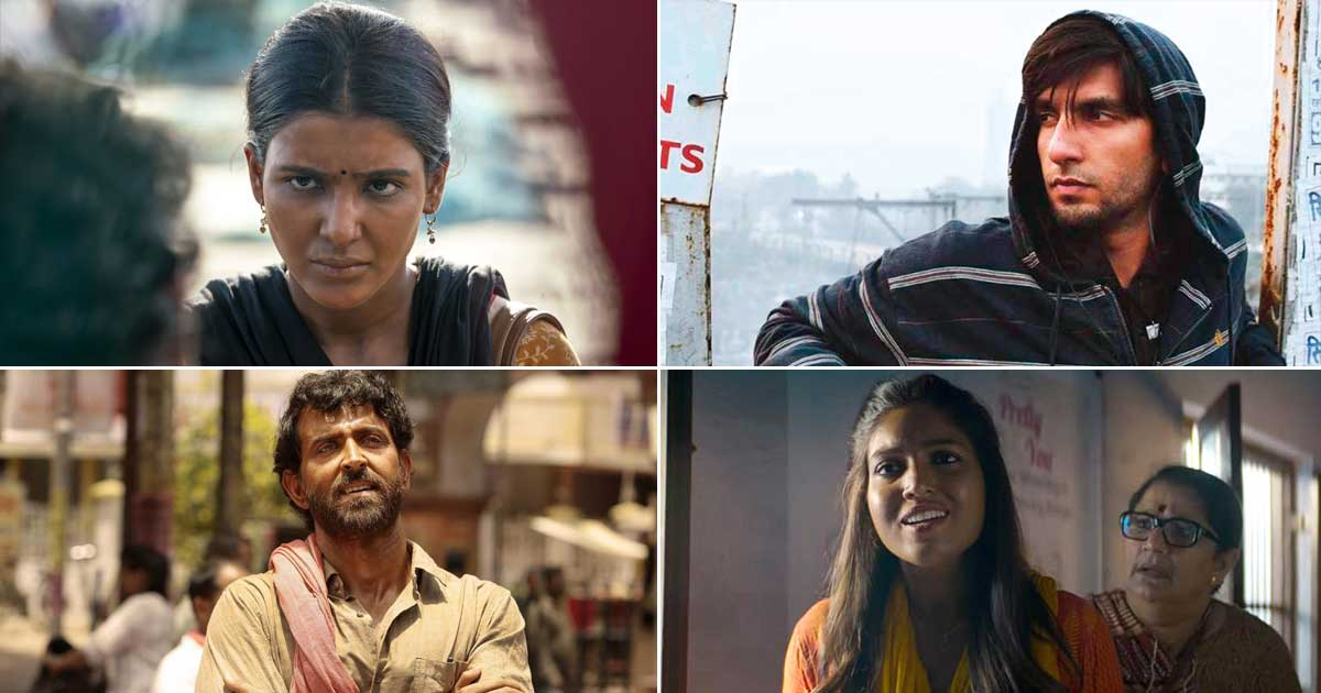 B'wood Continues Getting Into The Skin Of Roles A Tad Too Darkly With Samantha Akkineni