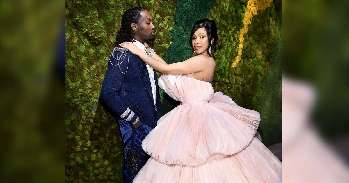 Cardi B Is Pregnant With Baby No 2