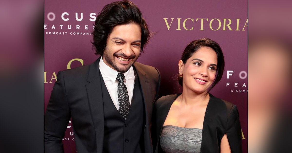Richa Chadha Reminisces The Moment When 'Fukrey' Helped Her Meet Ali Fazal & Rejoices The Film Completing 8 Years