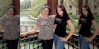 Celina Jaitly: My mother taught me everything, except how to live without her