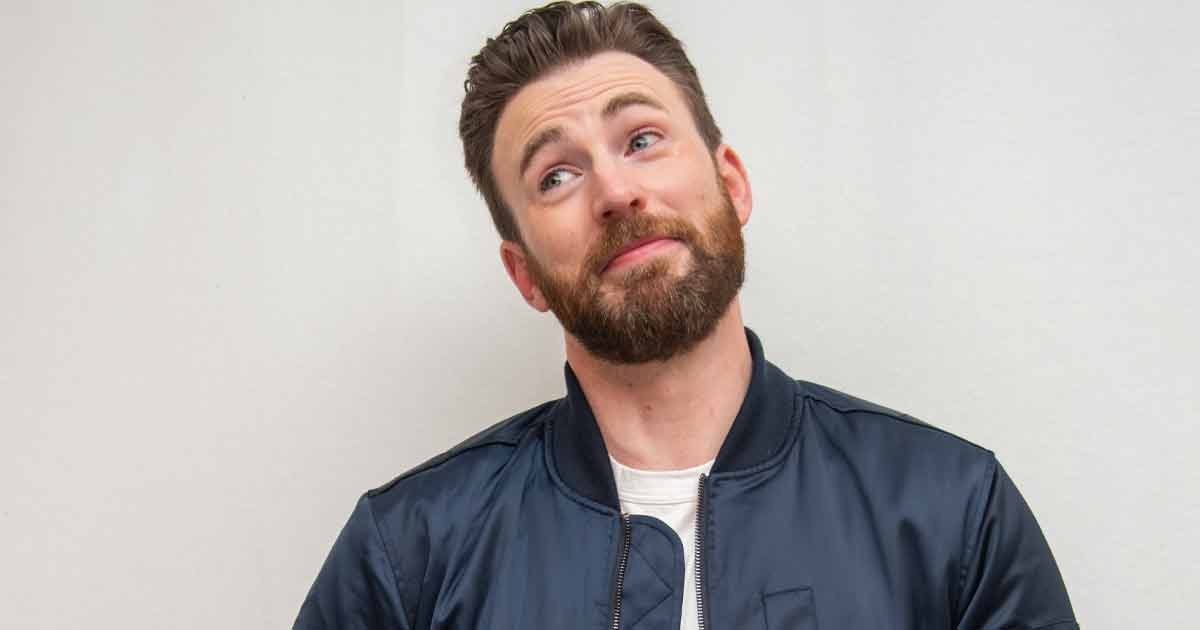 Chris Evans Is Dating An Ordinary Girl?
