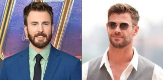 Chris Hemsworth to Chris Evans on 40th b'day: You'll always be number 1 in my book