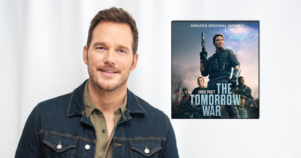 Chris Pratt On 'The Tomorrow War': I Fight Aliens, Save The World, Crack The Occasional Joke