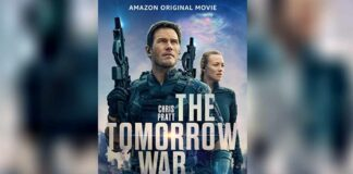 CHRIS PRATT TALKS ABOUT HIS ROLE AS DAN FORESTER FROM THE TOMORROW WAR