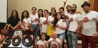 COLORS' Choti Sarrdaarni completes 500 episodes! The cast and crew celebrate the milestone with much fanfare!