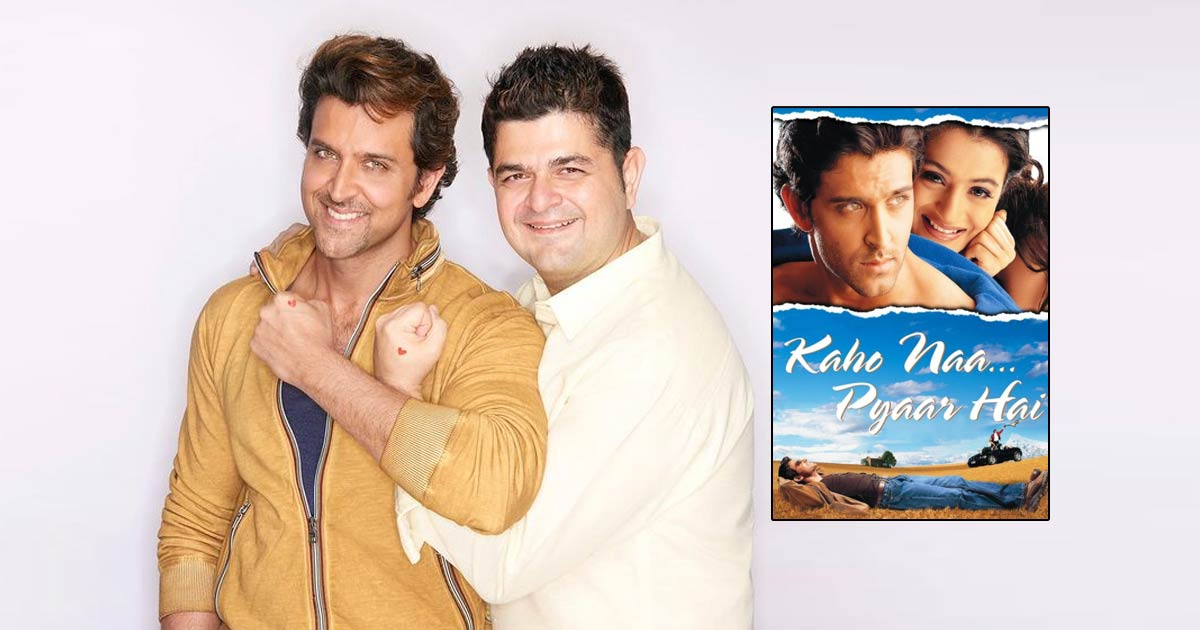 Dabboo Ratnani's Portfolio Helped Hrithik Roshan Bag Kaho Naa Pyaar Hai?