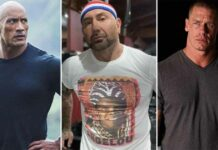 Dave Bautista Doesn't Want To Collaborate With John Cena & Dwayne Johnson