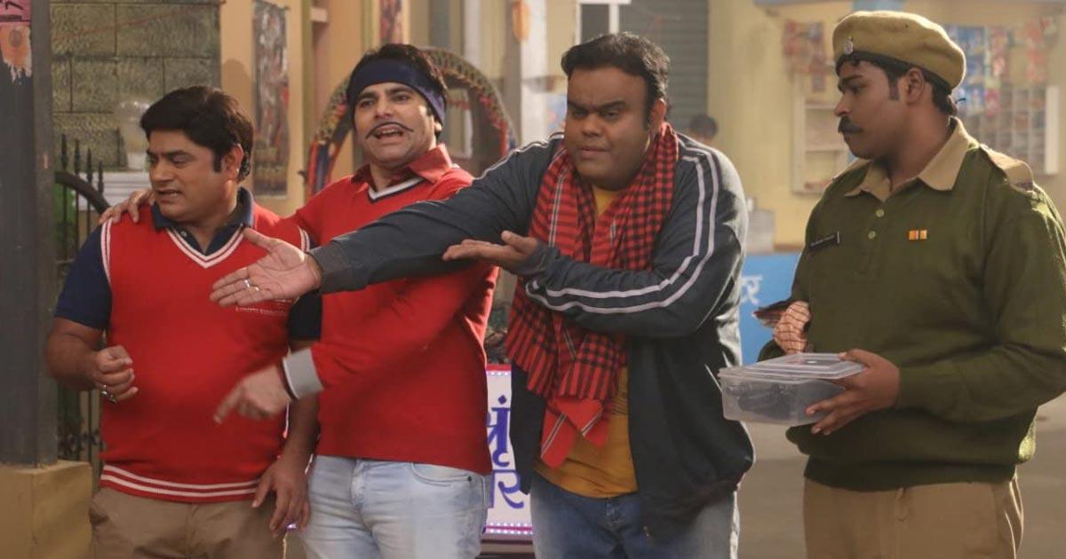 Deepesh Bhan As Malkhan In BGPH