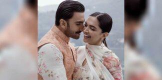 Deepika engages in PDA for Ranveer on social media