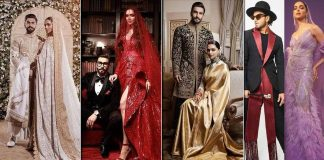 Deepika Padukone & Ranveer Singh Style File