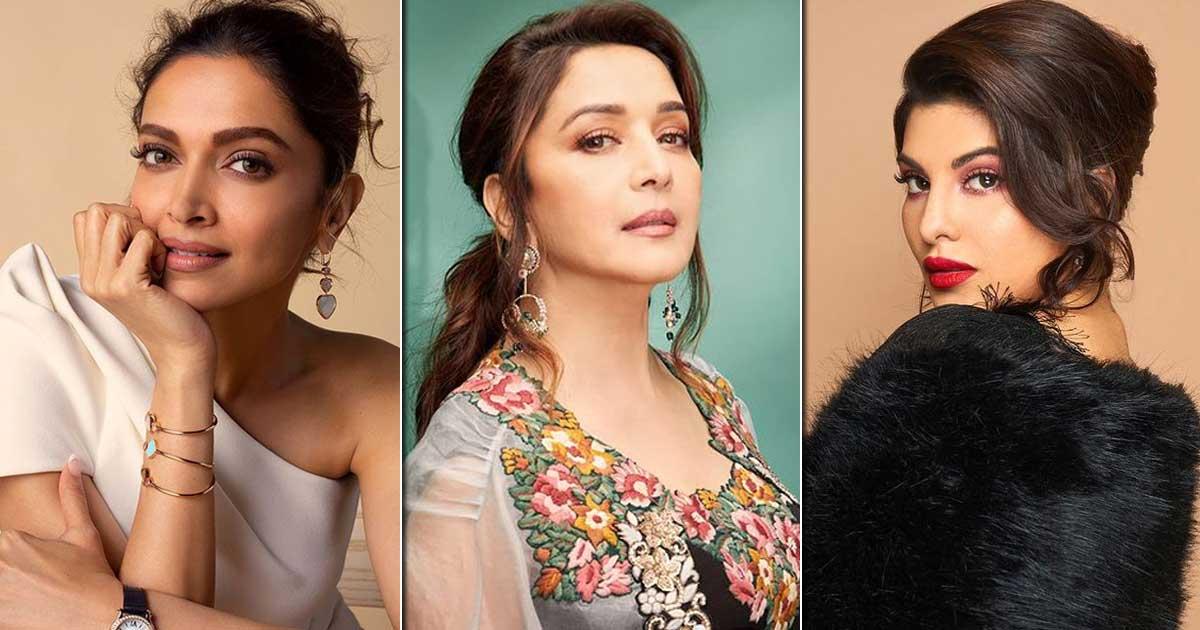 Deepika Padukone, Jacqueline Fernandes To Madhuri Dixit – 5 'Startup' Celebs Of Bollywood!