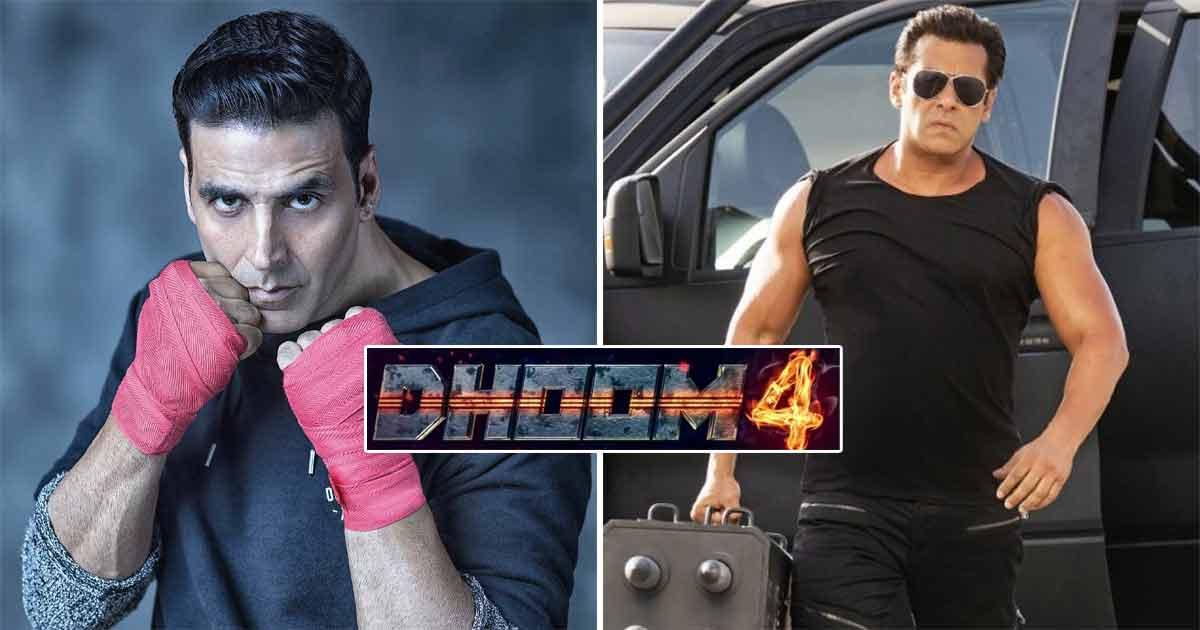 Dhoom 4: Is It Salman Khan vs Akshay Kumar?