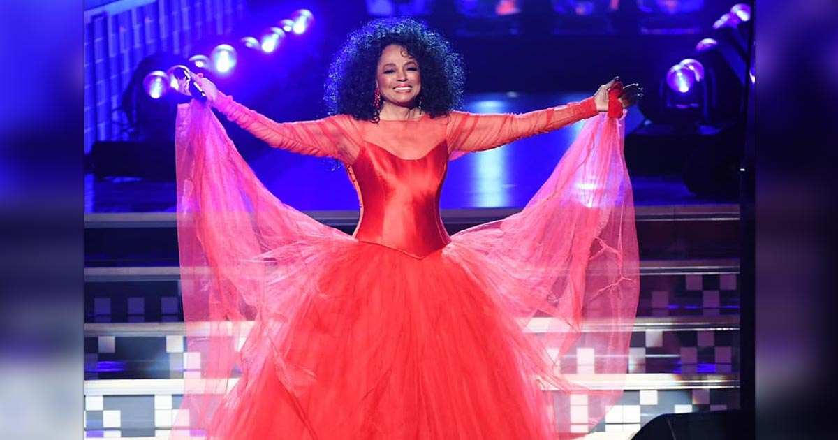 """Diana Ross Reveals Details About Her First Album In 15 Years, Says """"This Collection Of Songs Is My Gift To You"""""""