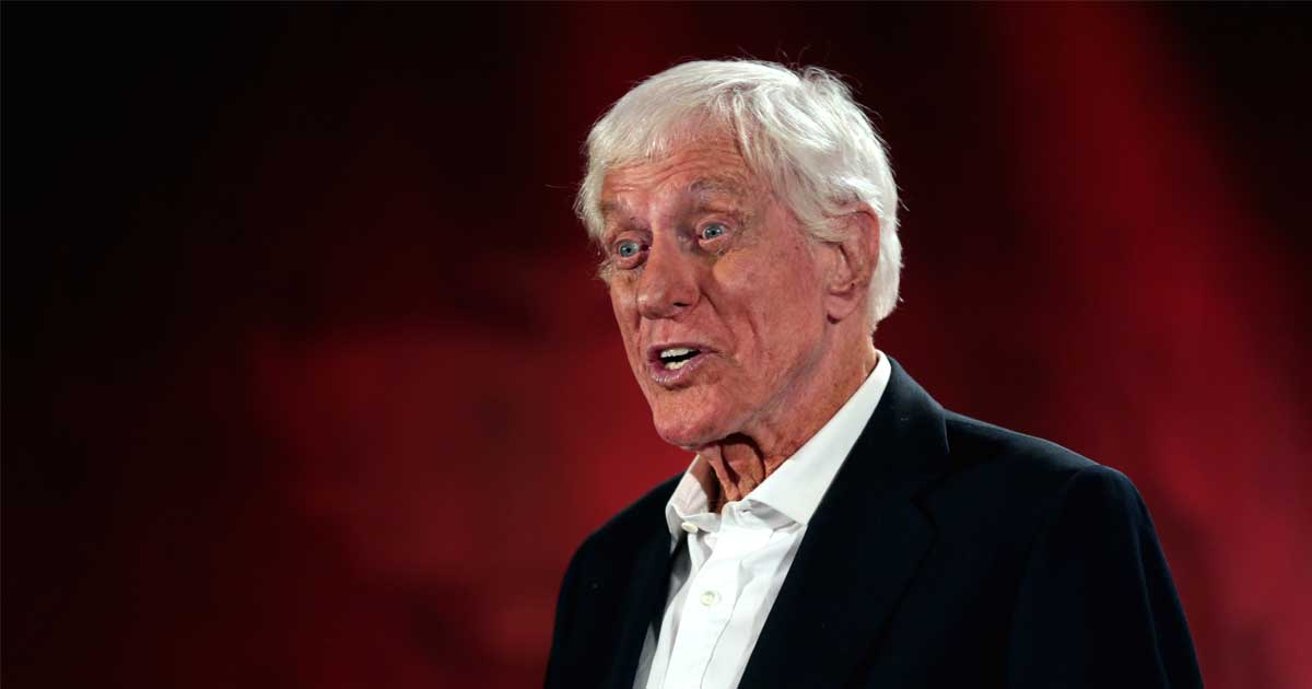 """Dick Van Dyke Is Looking Forward To His 100th Birthday In 2025 Says, """"Old Age Can Be A Great Time"""""""