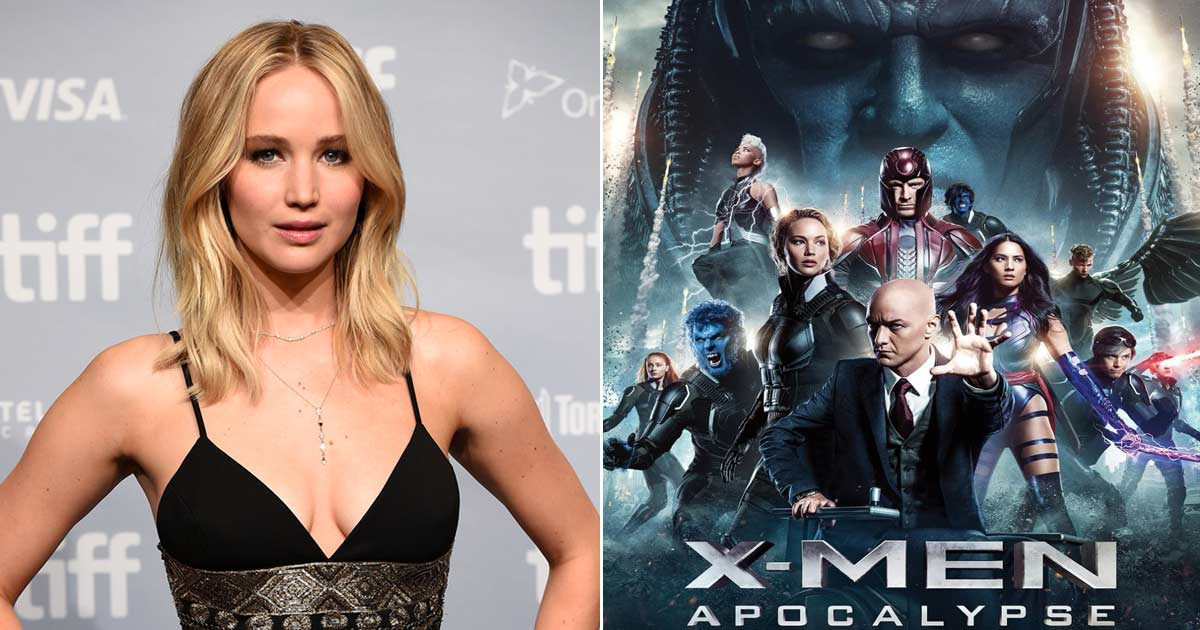 Did You Know? Jennifer Lawrence's Mystique Featured In X-Men: Apocalypse Poster Angered Fans