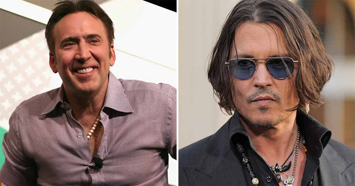 Nicolas Cage Gets Candid About Urging Johnny Depp To Become An Actor, While Adding That He Became An Overnight Sensation