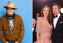 Did You Know? Johnny Depp Was Considered Opposite Angelina Jolie In Mr. & Mrs. Smith