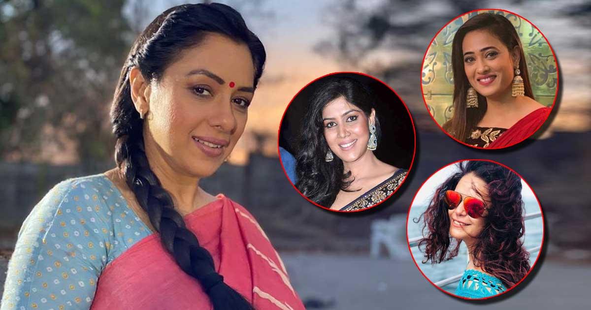 Did You Know? Mona Singh, Sakshi Tanwar & Shweta Tiwari Had Reportedly Said No To Anupamaa