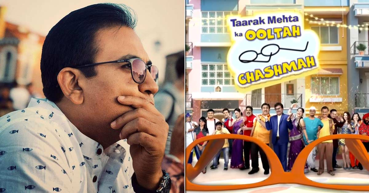 Dilip Joshi Was Jobless For A Year Before Taarak Mehta Ka Ooltah Chashmah