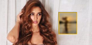 Disha Patani's new picture is about a mellow sun and sultry splash