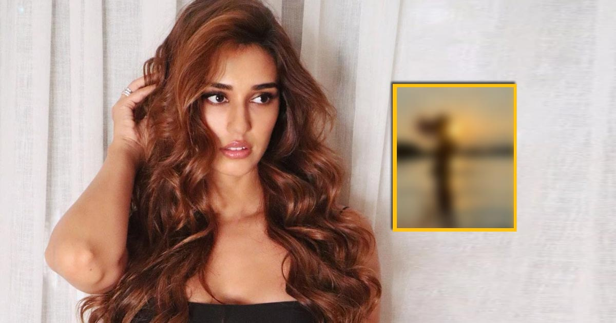 Disha Patani Shares A Sexy Coming-Out-Of-Water Throwback Pic & It's Too Hot To Handle, See Pic