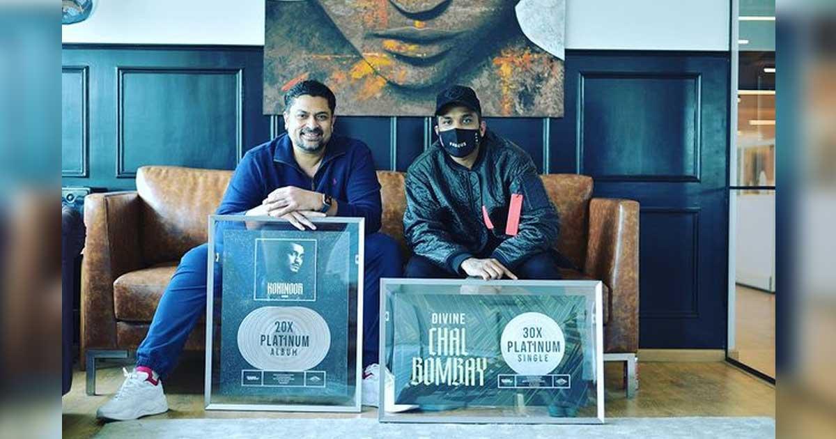 Divine Creates Record As His 'Kohinoor' Is Now 20X Platinum Album