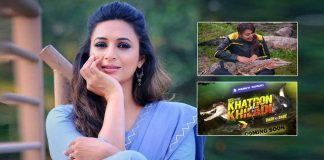Divyanka Tripathi Pets A Crocodile In The Latest Teaser Of Khatron Ke Khiladi 11