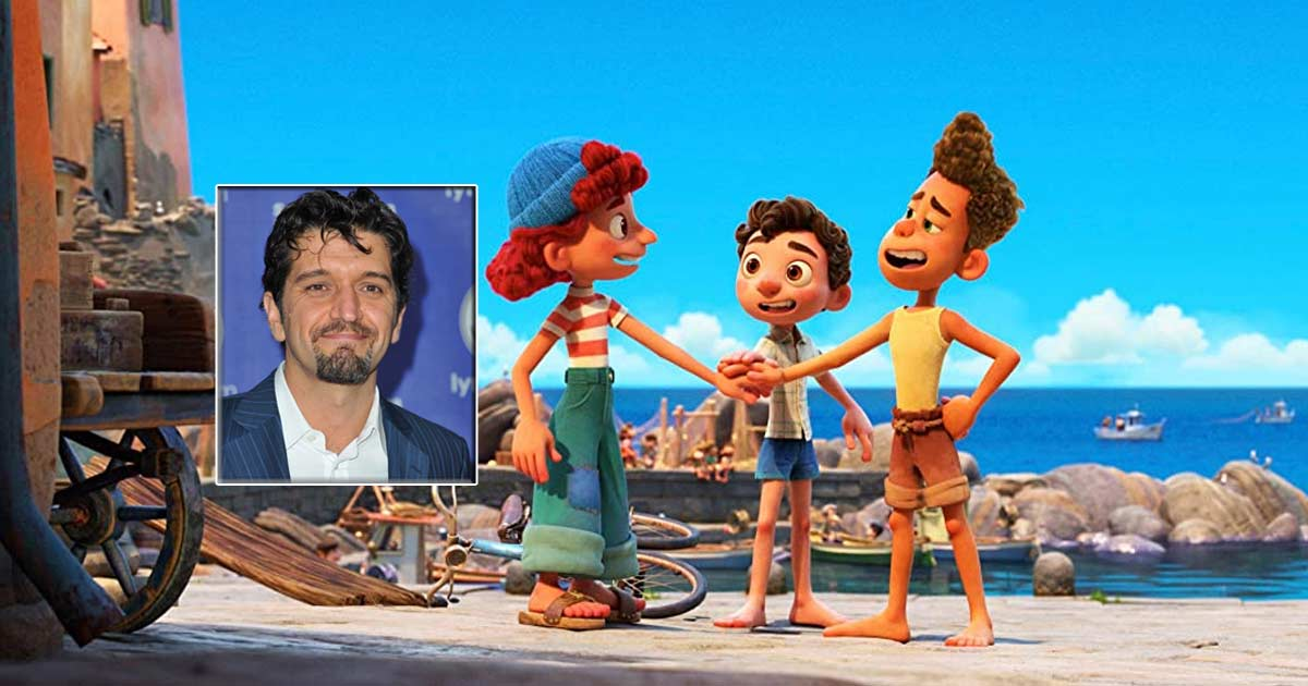 Enrico Casarosa Calls His Animated Film Luca A 'Love Letter To The Summers Of Our Youth'