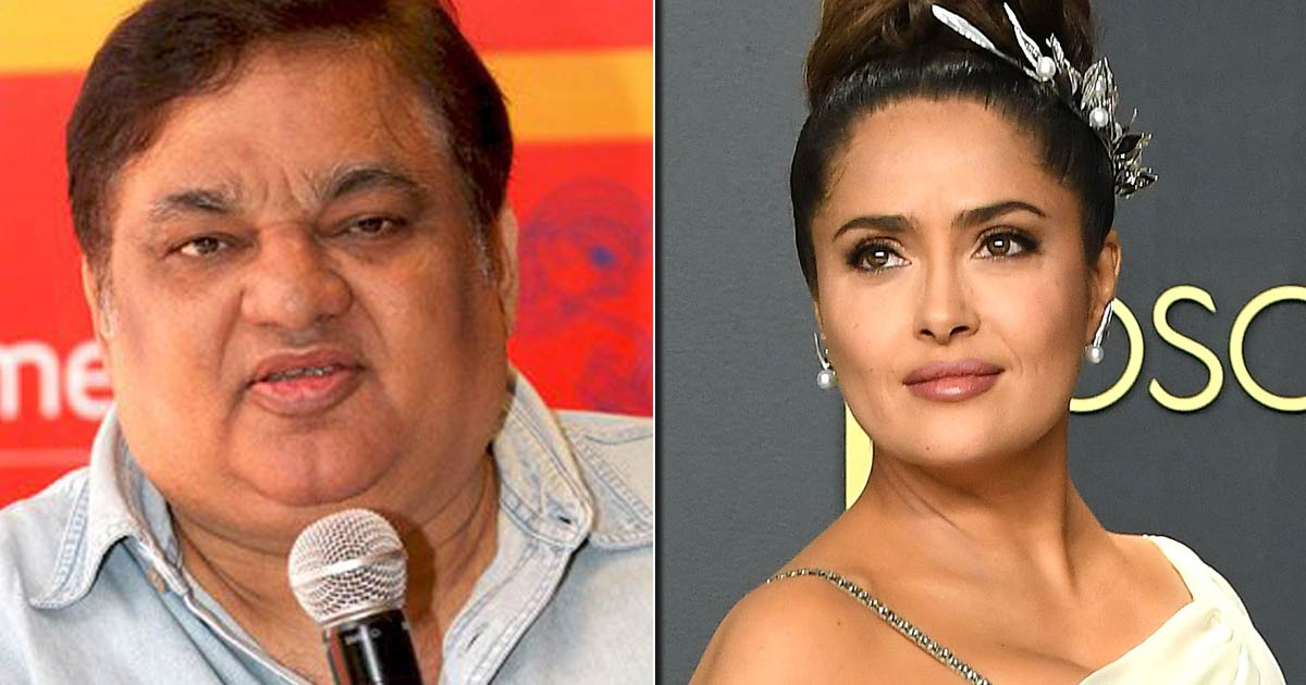 Eternals Actor Harish Patel Reveals How He Met Salma Hayek For The First Time