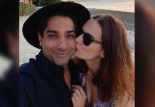 Evelyn Sharma posts pics from honeymoon