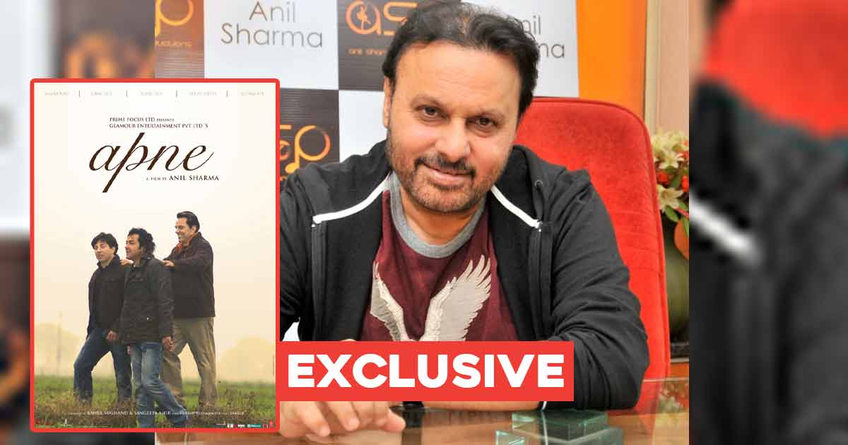 Anil Sharma Is Importing A Foreign Boxer For Apne 2; More Exciting Deets Inside (Exclusive)