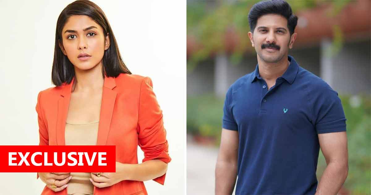 Mrunal Thakur Opens Up On Film With Dulquer Salmaan