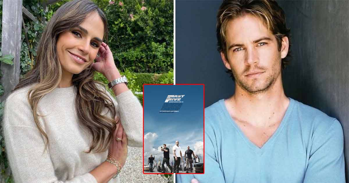 Fast & Furious Fame Jordana Brewster Recalls Co-Star Paul Walker Helping Her With A Difficult Stunt In Fast Five