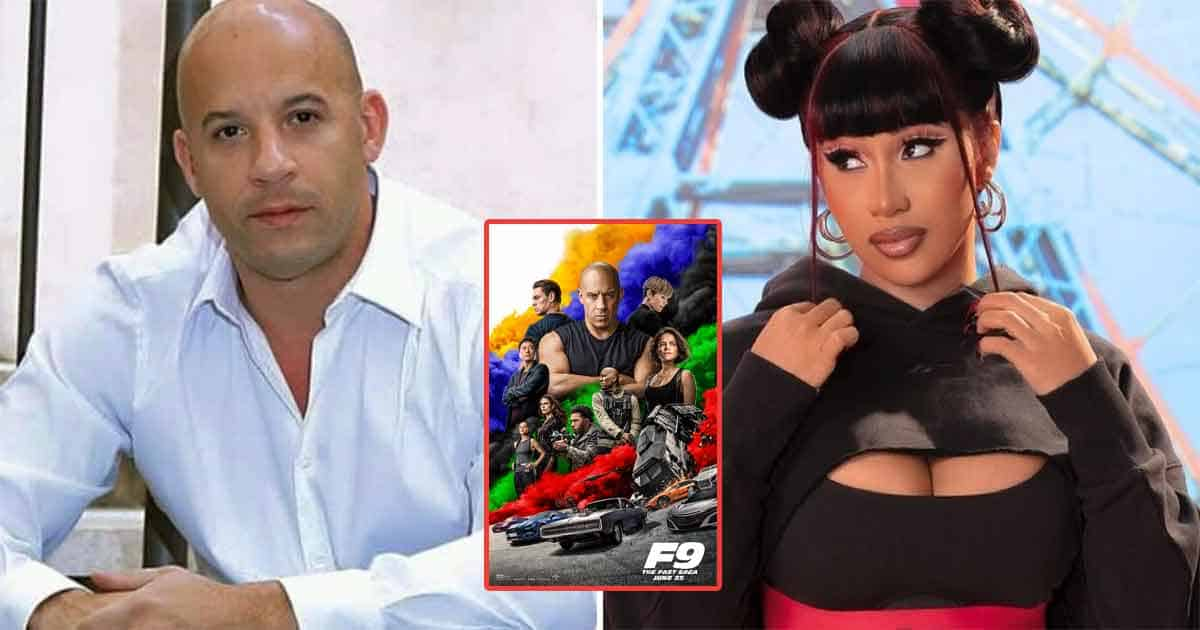 Vin Diesel Confirms Cardi B Will Be A Part Of Fast & Furious 10