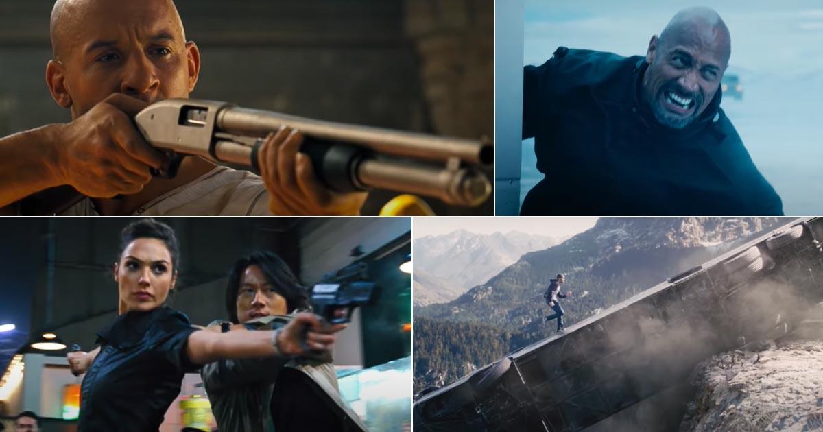 Fast & Furious 9 fans get on a nostalgic trip with the franchise dropping their latest video