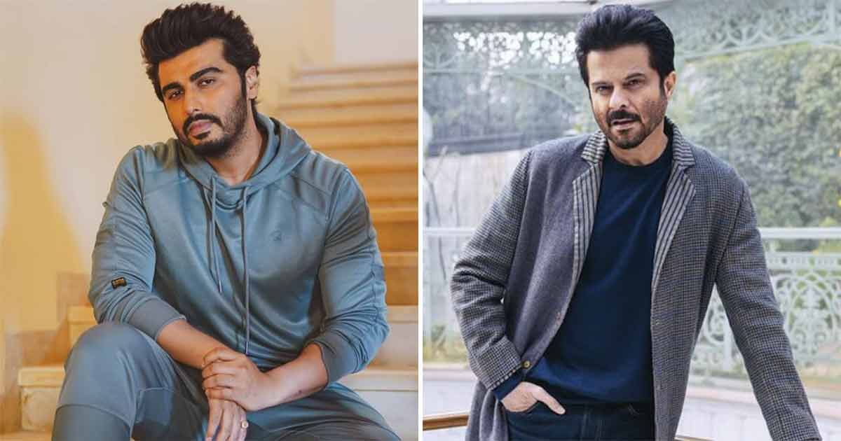 Film-makers should explore our bonding and camaraderie again!' : Arjun Kapoor on reuniting with chachu Anil Kapoor