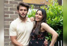 Freida Pinto flaunts baby bump to announce pregnancy with fiance Cory Tran