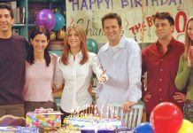 Friends: Ross, Monica, Joey, Chandler, Phoebe, Rachel – Do You Remember The First Words They Said On The Show?