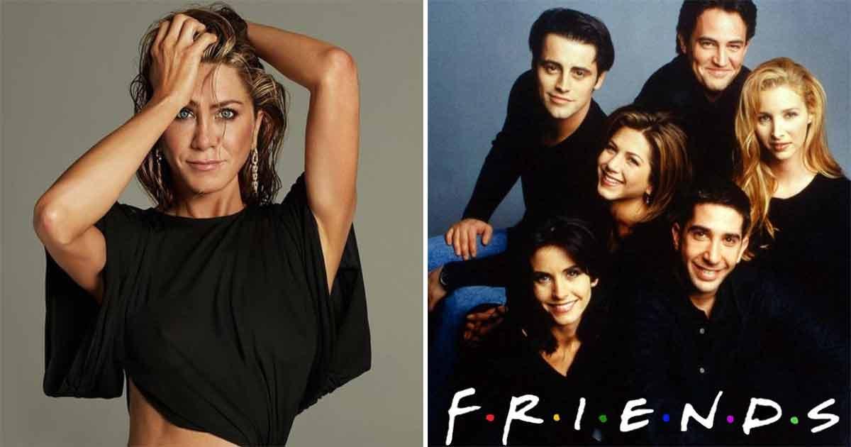 Jennifer Aniston Recalls An Actor Behaving Weird On The Sets Of Friends