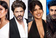 From Shah Rukh Khan To Ranbir Kapoor & Priyanka Chopra Jonas To Katrina Kaif – Here's A Look At The Things Bollywood Stars Are Afraid Of