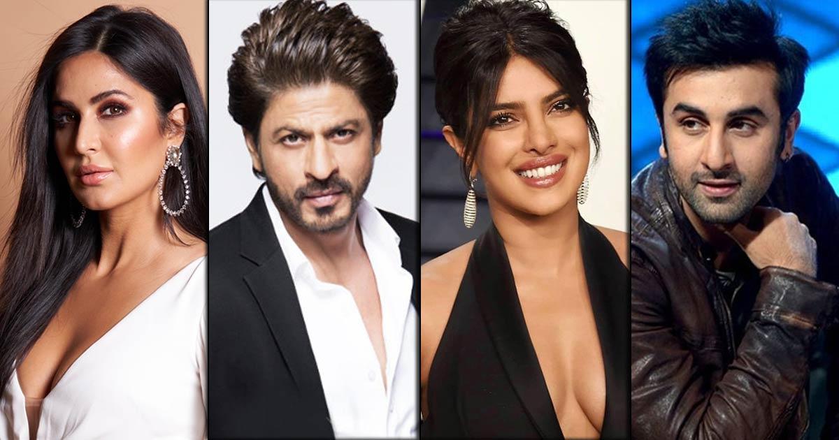 From Shah Rukh Khan, Priyanka Chopra Jonas Fearing Horses To Ranbir Kapoor, Katrina Kaif's 'Roaches & Lizards' Fear – Bollywood Stars' Strange Phobias