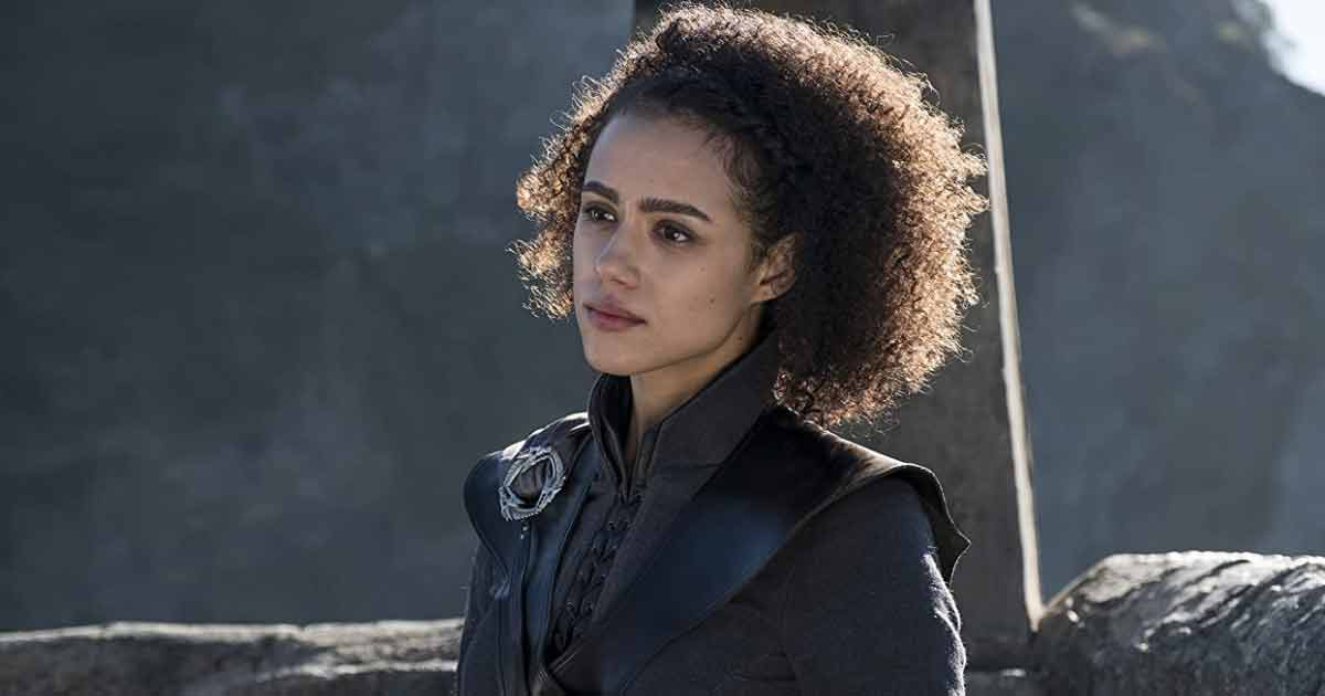 Nathalie Emmanuel Talks About Going N*de In Game Of Thrones