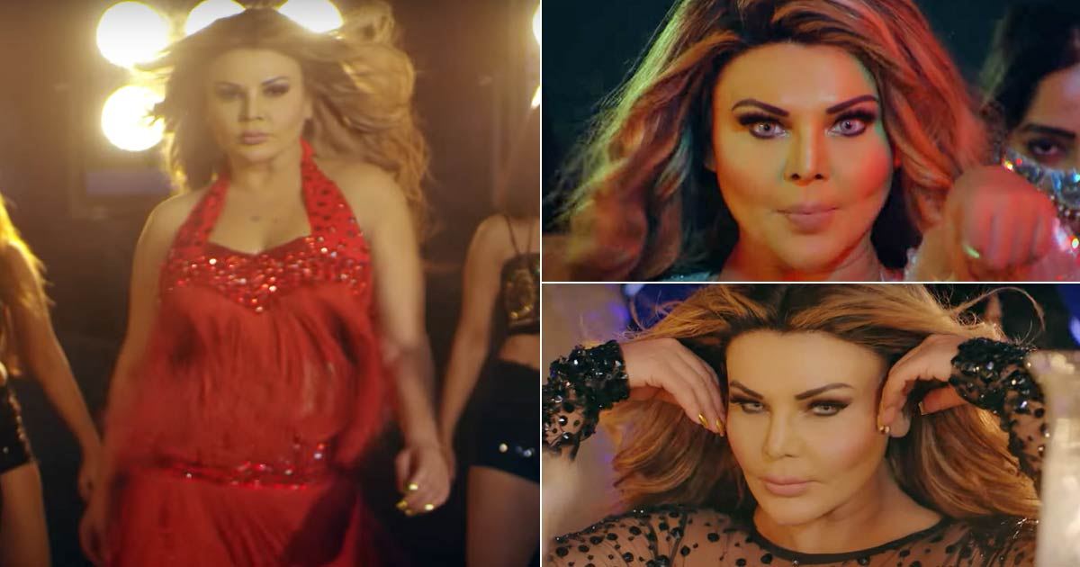 Rakhi Sawant's Dance On The Song 'Dream Mein Entry' Is A 'Dhamaka', Check Out!