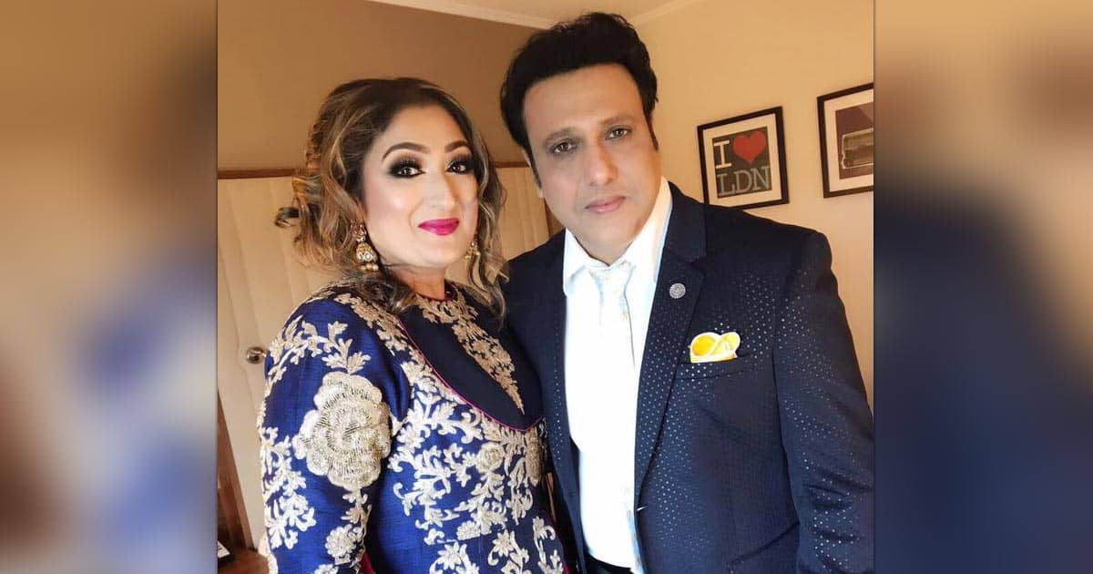 Govinda's wife wishes she had a son like the actor